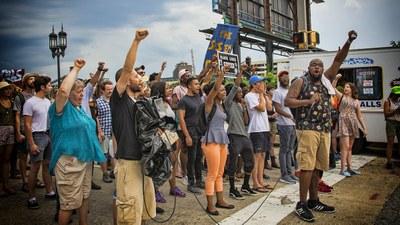 MLPD solidarisch mit den aufstandsähnlichen Massenprotesten in den USA!