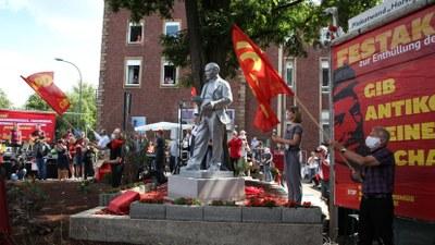 Der Faschist Brandner hat in der Arbeiterstadt Gelsenkirchen nichts zu suchen