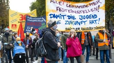 Daimler, ZF, SKF, Stahl, öffentlicher Dienst … vor einer neuen Welle von Arbeiterkämpfen und Streiks?