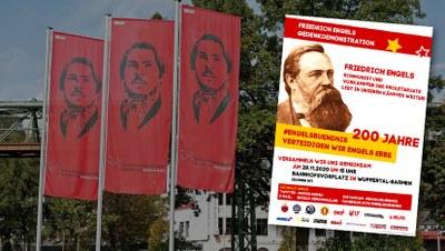 """""""200 Jahre – verteidigen wir Engels' Erbe"""""""