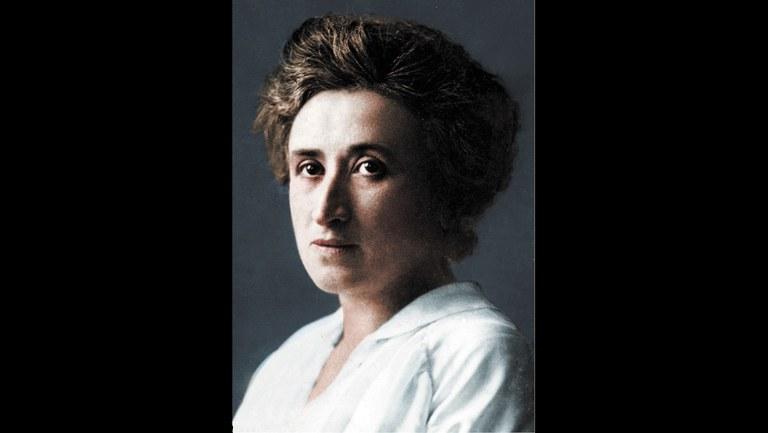 Rosa Luxemburg: Ein Adler war sie doch