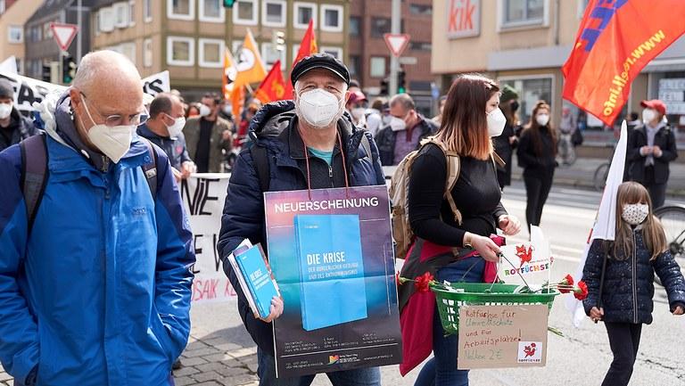 """Neues Buch """"Die Krise der bürgerlichen Ideologie und des Antikommunismus"""" trifft den Nerv der Zeit"""