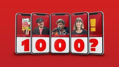 1000 Fragen - wir antworten! Eine Sozialismus-Diskussion mit Gabi Fechtner und Fritz Ullmann