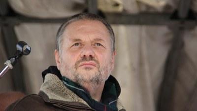 Bundestagskandidat Stefan Engel klagt BKA an