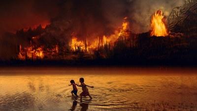 Deutliche Zunahme regionaler Umweltkatastrophen
