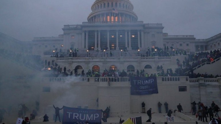 MLPD condemns fascist coup attempt in the USA –  Don't underestimate the situation!