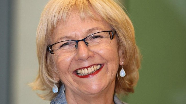 Fascist death threats against Monika Gärtner-Engel and others