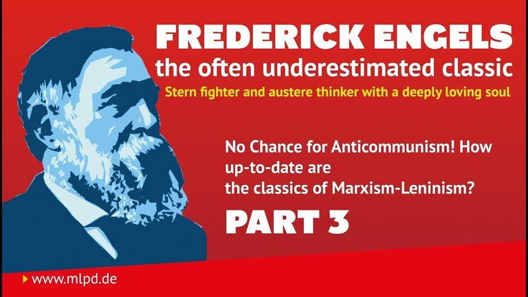 Frederick Engels – the most underestimated classic