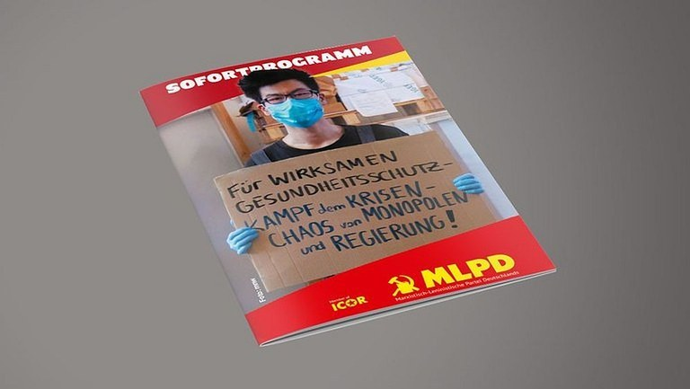 Programa de Urgencia acerca de la pandemia de coronavirus