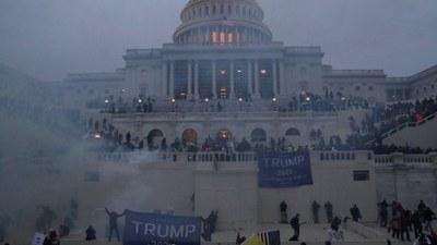 MLPD condamne la tentative de de coup d'État fasciste aux États-Unis – Ne sous-estimez pas la situation !