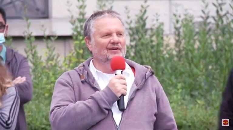 Tribunal administratif de Meiningen:  Plein succès pour Stefan Engel et le MLPD Classification de perturbateur présumé annulée