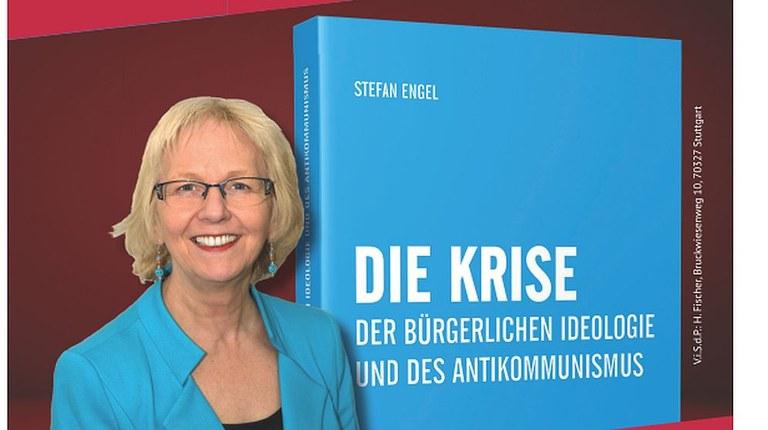 """Veranstaltung """"Die Krise der bürgerlichen Ideologie und des Antikommunismus"""" mit Monika Gärtner-Engel"""