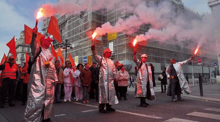 Die internationalisierte kapitalistische Produktion und die Allgemeine Krise der kapitalistischen Gesellschaft