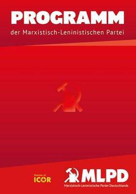 Parteiprogramm der MLPD