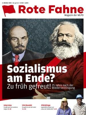 Rote Fahne Magazin 02/2015