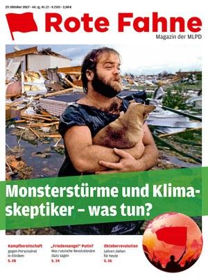 Rote Fahne Magazin 22/2017