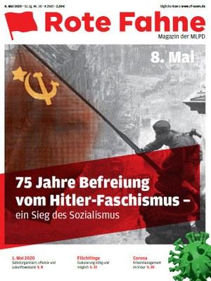Rote Fahne Magazin 10/2020