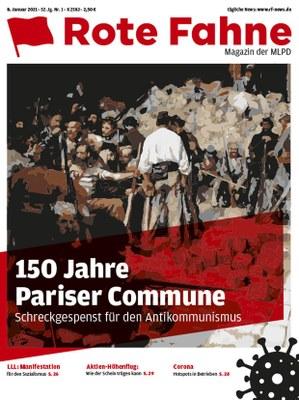 Rote Fahne Magazin 01/2021