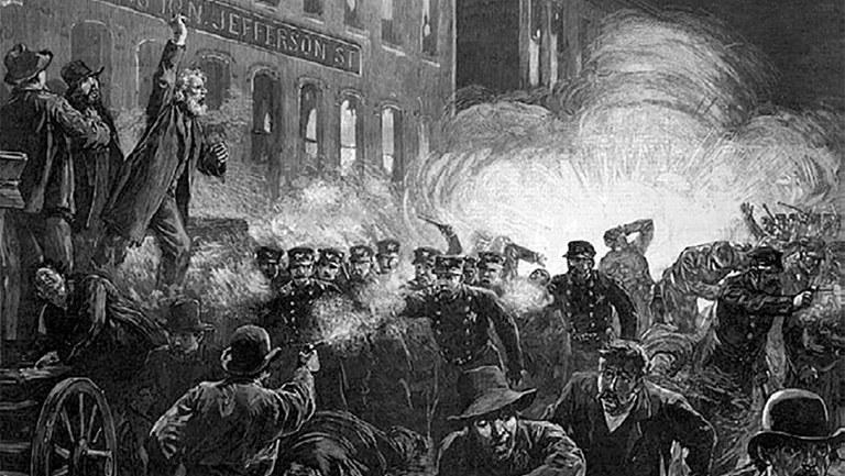 Geschichte des revolutionären 1. Mai