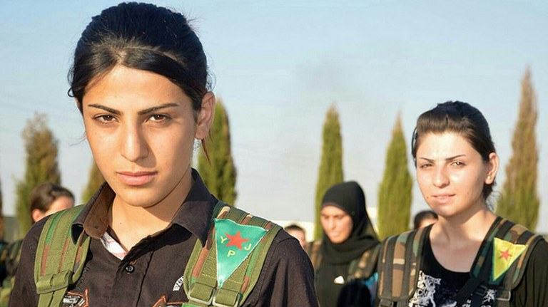 Rojava – Brennpunkt im Kampf für Freiheit und Demokratie