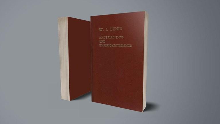 "Lenins berühmte Schrift ""Materialismus und Empiriokritizismus"""