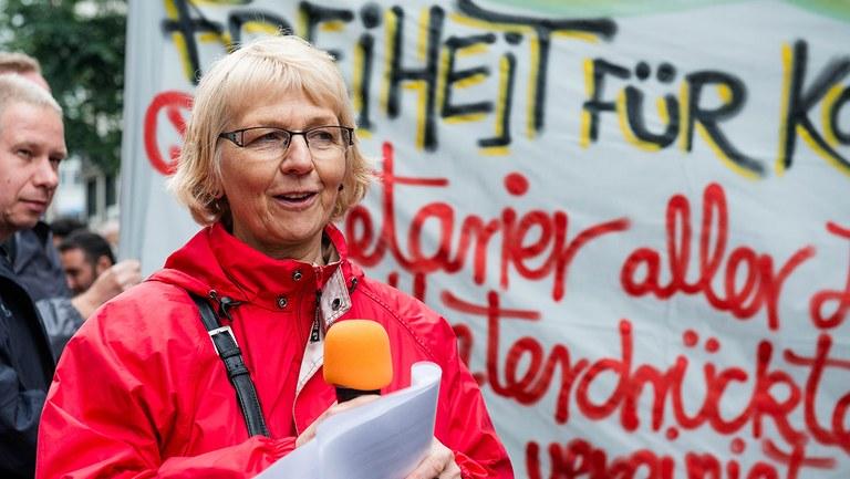 Rede von auf der Kaypakkaya Veranstaltung am 19.05. in Ludwigshafen