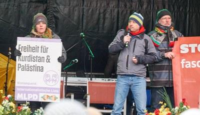 Efrîn-Solidarität