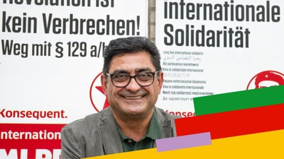 Erhan Aktürk: Hoch die internationale Solidarität