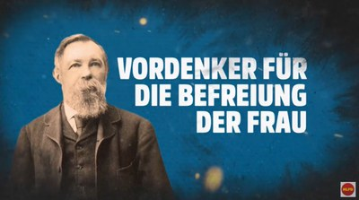 Friedrich Engels - Vordenker für die Befreiung der Frau