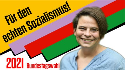 Für den echten Sozialismus!
