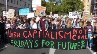 Protesttag der Arbeiter-, Jugend- und Umweltbewegung - 20.09. weltweit