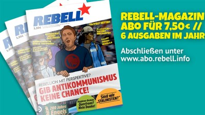 Rebellion mit Perspektive? Gib Antikommunismus keine Chance!