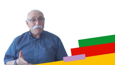 Wahlaufruf von Cemil Gültekin: Ein Vertreter der kurdischen Bewegung aus Essen