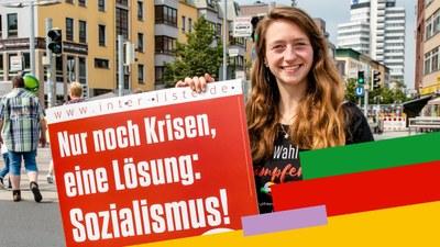 Was wählen bei der Bundestagswahl? MLPD oder Linkspartei?